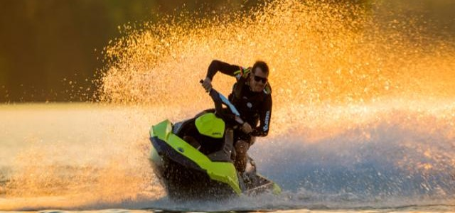 Fun And Fast Sea-Doos At Hell's Gate Rentals